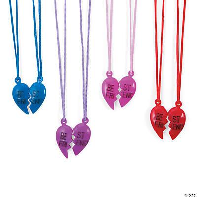4aedd59e23 Plastic Best Friend Necklaces