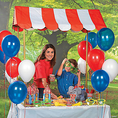 polyester big top tabletop tent