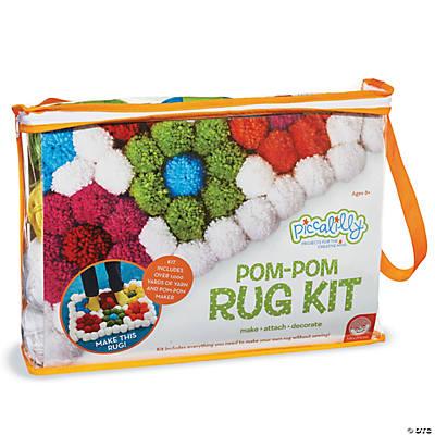 Pom-Pom Rug Kit