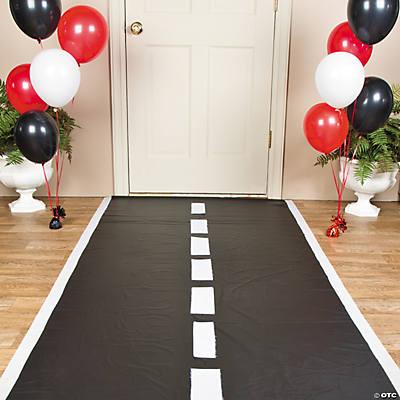 Race Track Floor Runner Idea