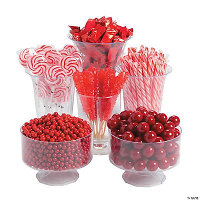 red candy buffet assortment rh funexpress com red candy buffet ideas red candy table decorations
