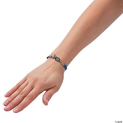 8784504c8f8bf Religious Fish Friendship Bracelets