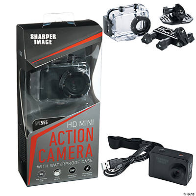 Sharper Image Hd Mini Action Camera