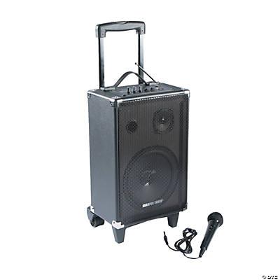 Sharper Image Wireless Tailgate Speaker