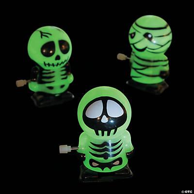 Skeleton & Mummy Wind-Ups