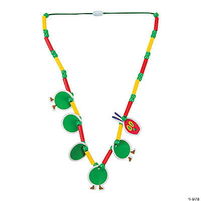 fun craft necklace family rigatoni crafts