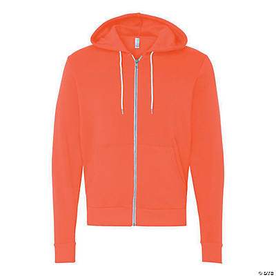 Unisex Full-Zip Hooded Sweatshirt by Bella + Canvas Image Thumbnail