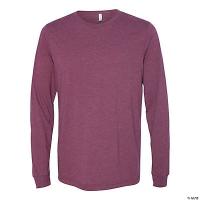 Unisex Long Sleeve Jersey Tee by Bella + Canvas Image Thumbnail