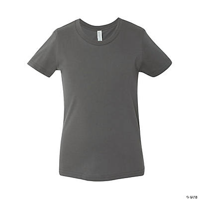 Youth Short Sleeve Jersey T-Shirt by Bella + Canvas Image Thumbnail