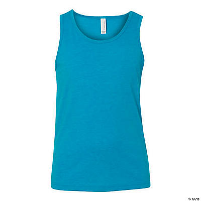 Youth Short Sleeve Jersey Tank by Bella + Canvas Image Thumbnail