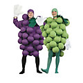 Adult's Grapes Couples Costumes Image Thumbnail 1