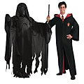 Adult's Harry Potter™ & Dementor Couples Costumes Image Thumbnail 1