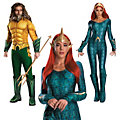 Adult's Aquaman & Mera Couples Costumes Image Thumbnail 1