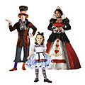 Alice in Wonderland Group Costumes Image Thumbnail 1