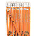 Basketball Personalized Pencils - 24 Pc.