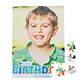 Custom Photo Birthday Boy Puzzle