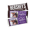 Custom Photo Sweeter Together Candy Bar Sticker Labels