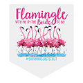 Flamingle Party Pennant Custom Banner