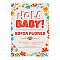 Personalized Fiesta Baby Shower Invitations