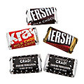 Personalized Graduation Mini Candy Bar Sticker Labels