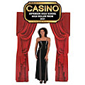 Personalized High Roller Casino Arch Sign