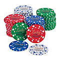 Personalized Lucky in Love Poker Chips