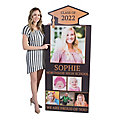 Personalized Multi-Photo Graduation Stand-Up