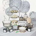 Two Hearts Candy Buffet Idea Image Thumbnail 1