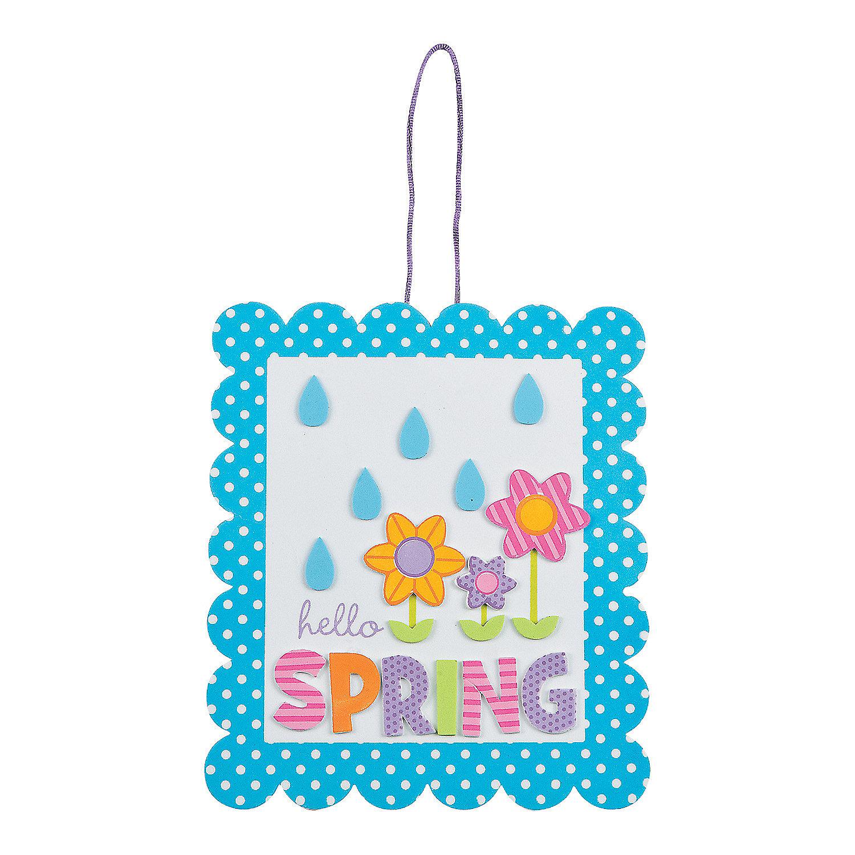 Image result for spring flower color scratch oriental trading