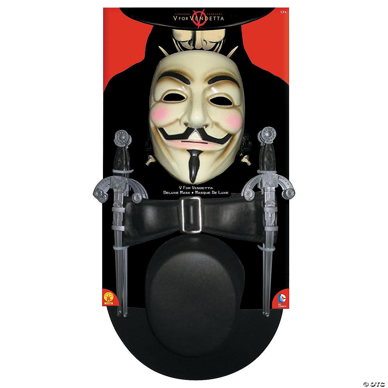 Adult S V For Vendetta Costume
