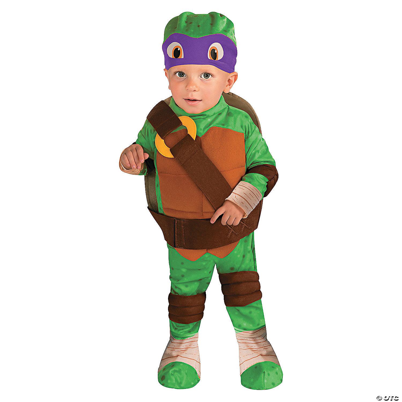 2020 Halloween Costumes Donatello Baby Teenage Mutant Ninja Turtles™ Donatello Costume   6 12