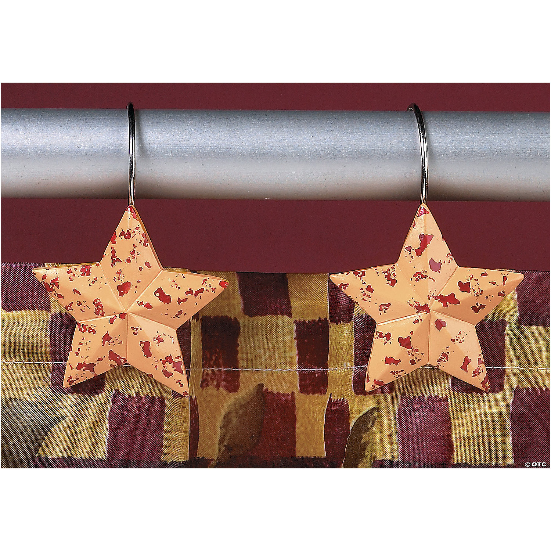 Barn Star Shower Hooks Discontinued