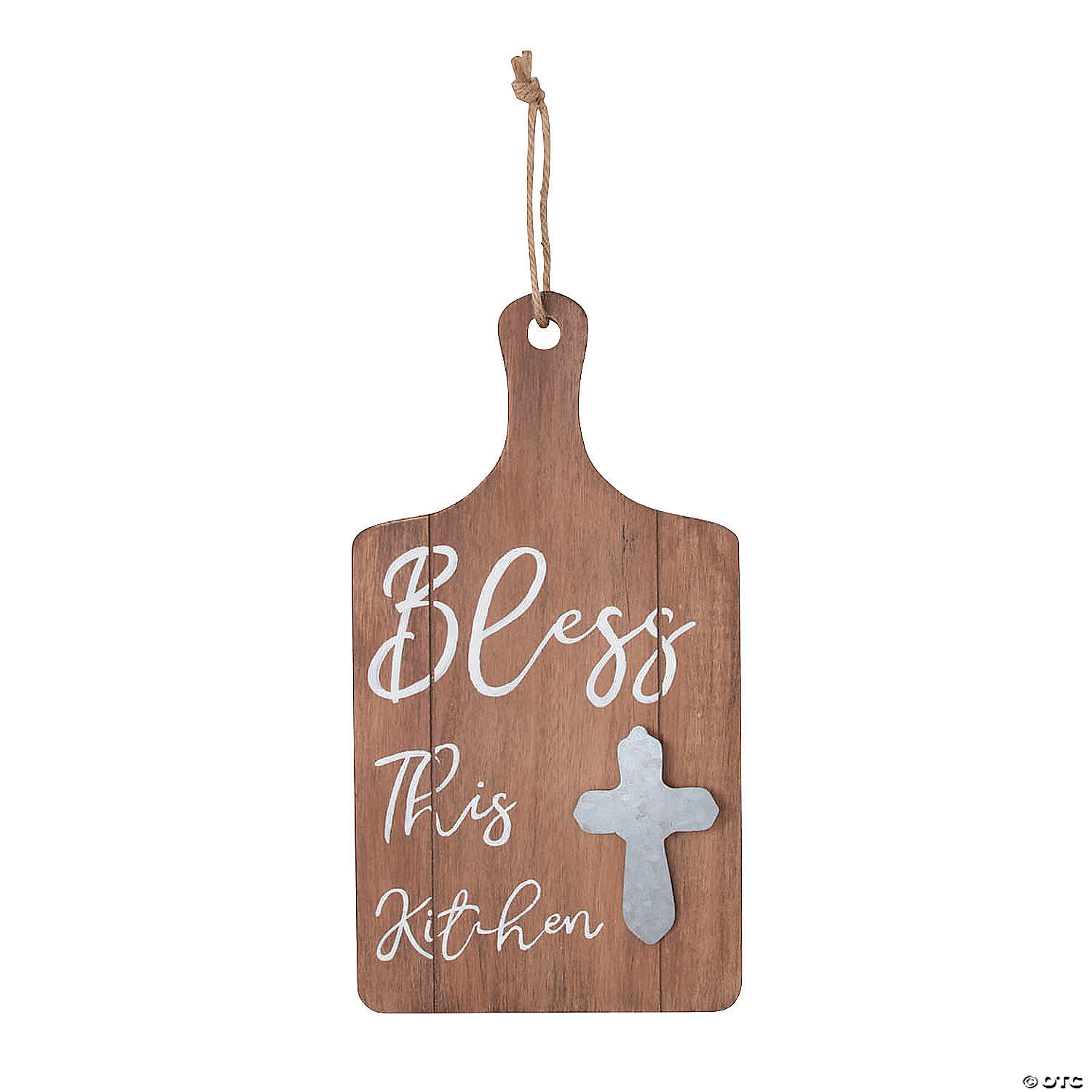 Bless This Kitchen Cutting Board Wall Decor Oriental Trading