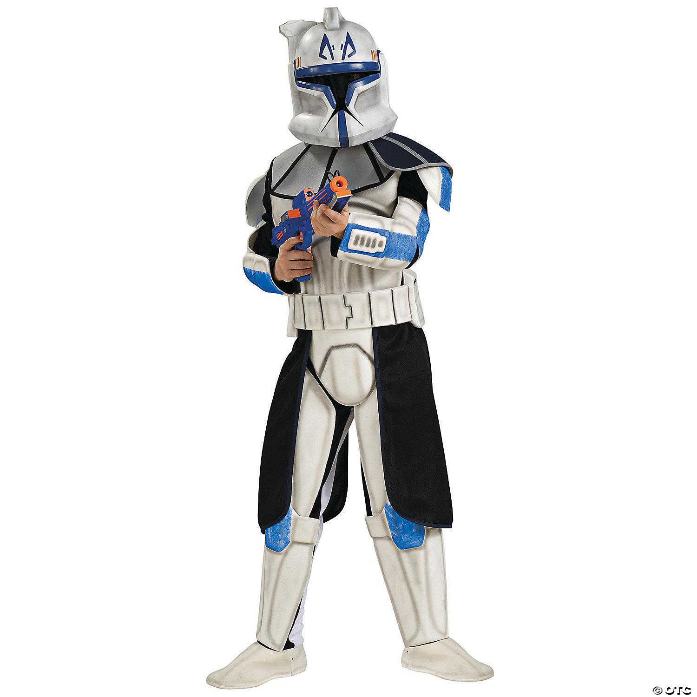 Clone trooper halloween costume