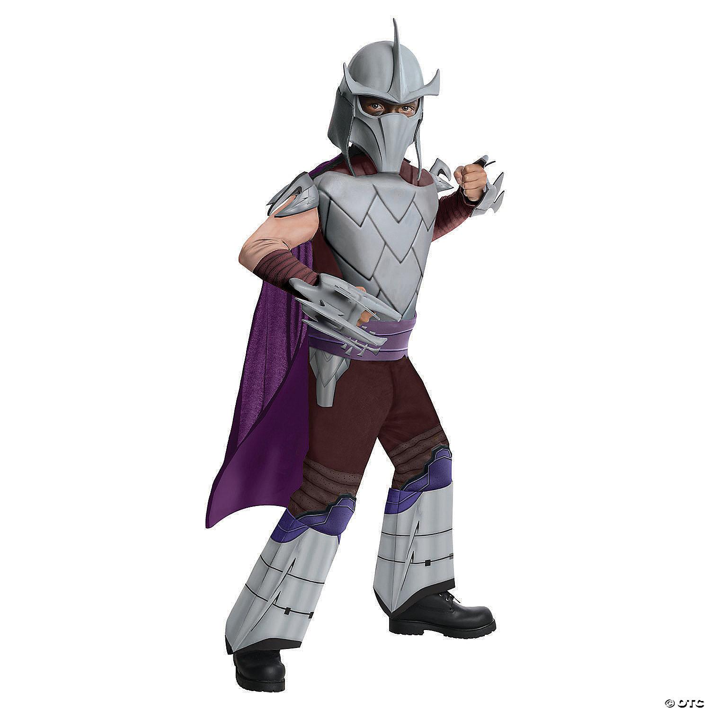 Boy S Deluxe Teenage Mutant Ninja Turtles Shredder Costume