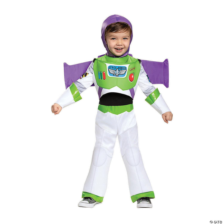 Child/'s Disney Classic Toy Story 4 Buzz Lightyear Costume