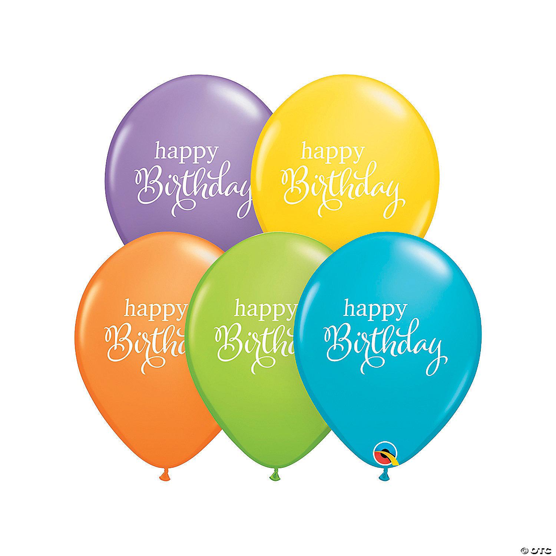 Bright Pastel Happy Birthday 11
