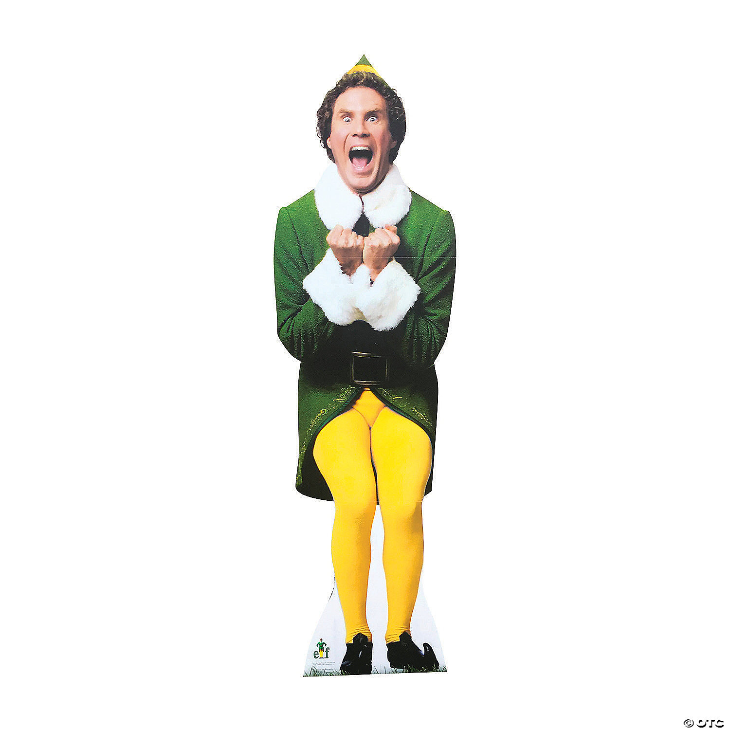Buddy the Elf Outdoor Stand-Up | Oriental Trading