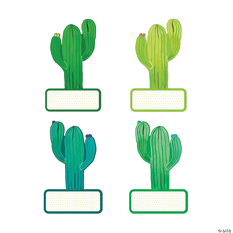 Cactus Bulletin Board Cutouts Oriental Trading