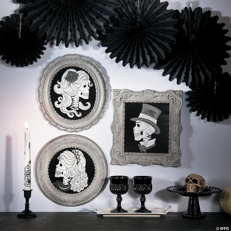 Halloween 2020 Cameo Cameo Skeleton Pictures Halloween Decoration | Oriental Trading