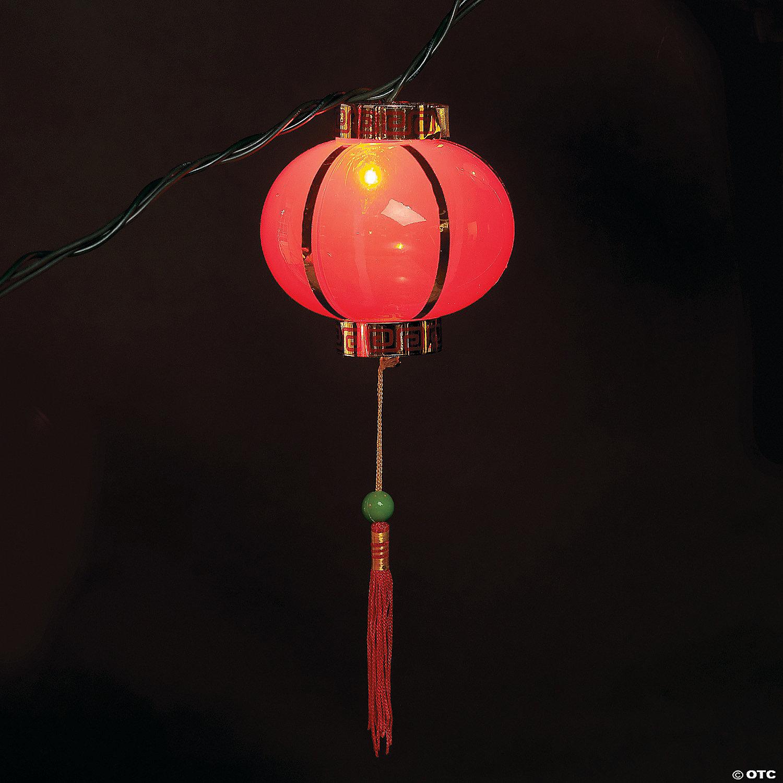 Chinese Lantern String Lights