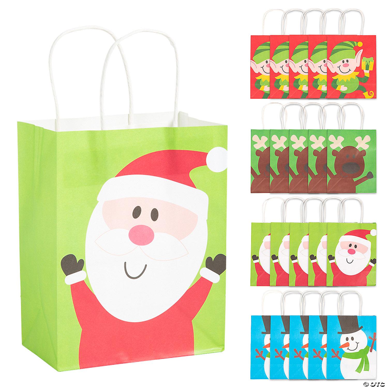Home & Garden Gift Bags mediatime.sn Christmas Sacks Christmas ...