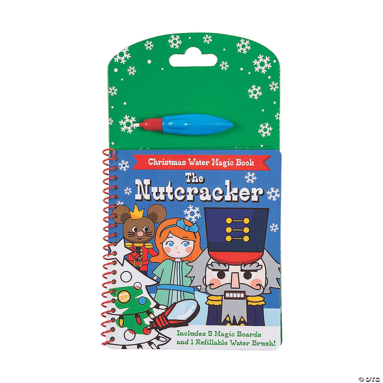 Christmas Water Magic Book Set Discontinued