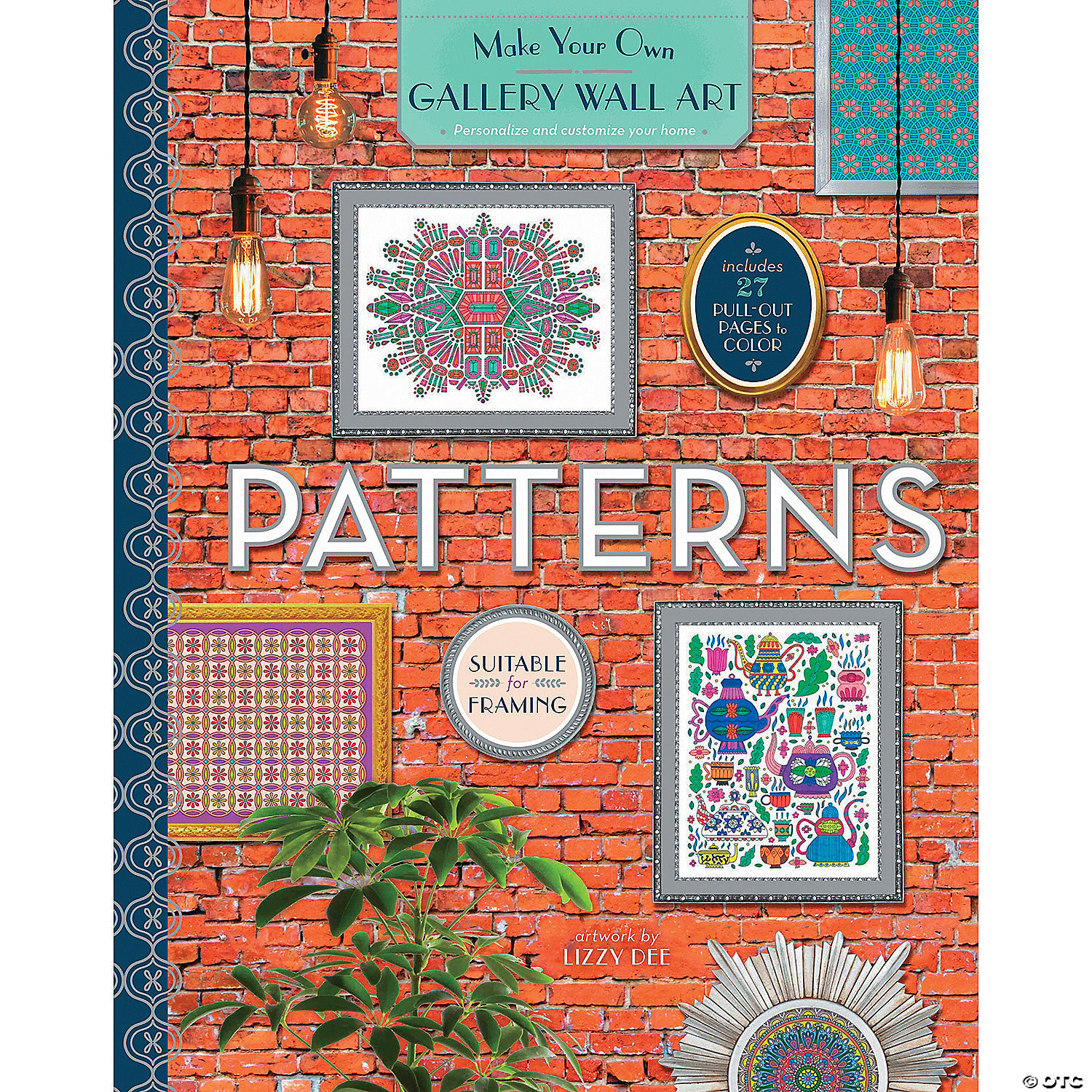 Color Your Own Wall Art Patterns Discontinued