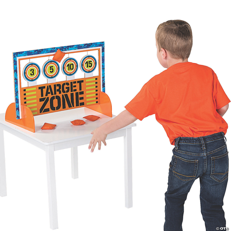 Incredible Dart Battle Target Game Creativecarmelina Interior Chair Design Creativecarmelinacom