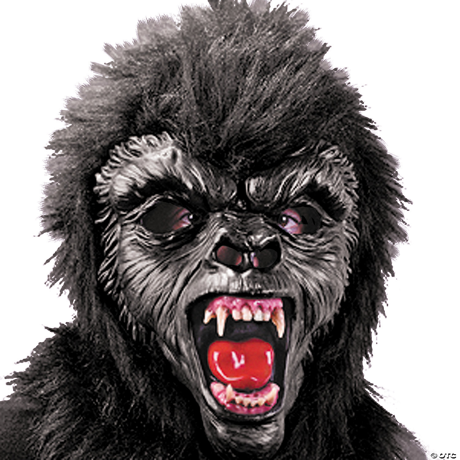 Deluxe Gorilla Mask with Teeth