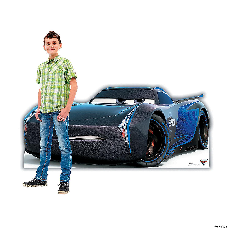 Disney S Cars 3 Jackson Storm Stand Up