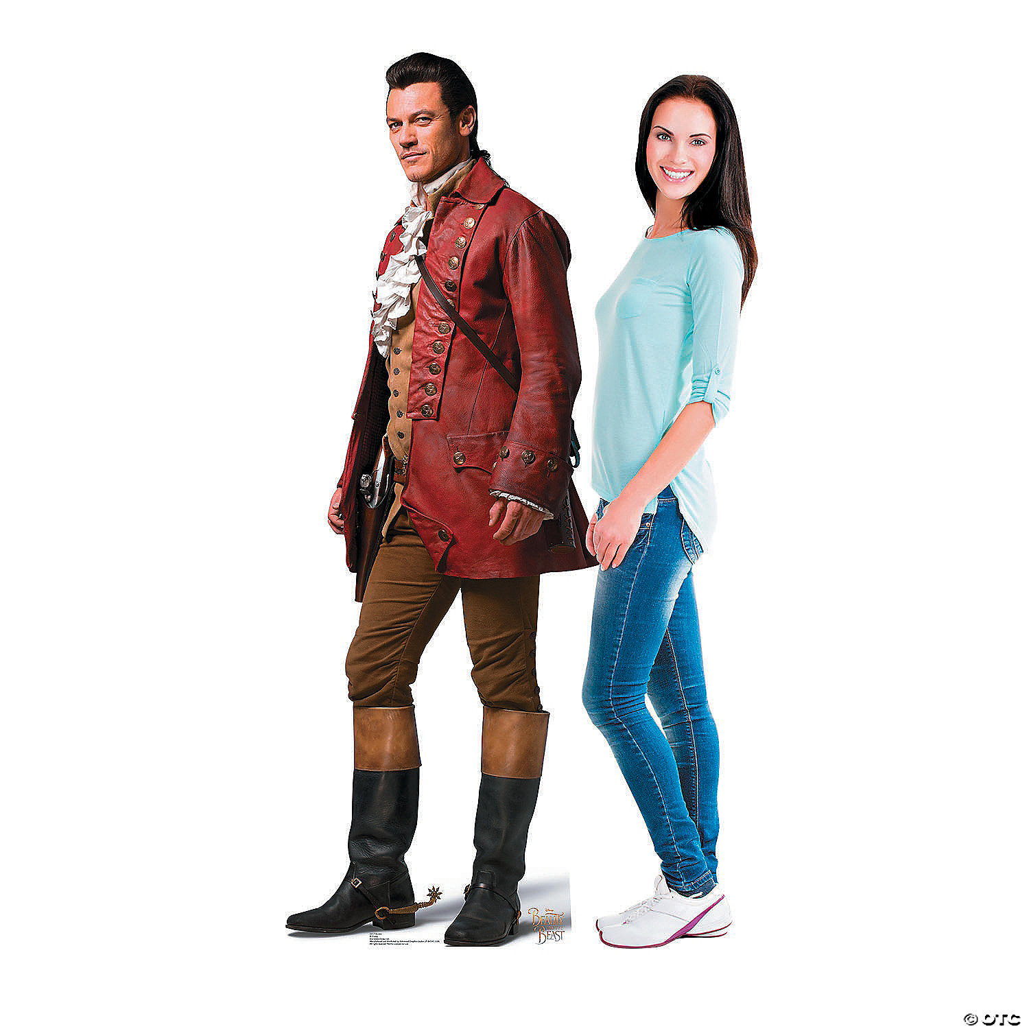 Disney S The Beauty The Beast Gaston Stand Up Oriental Trading