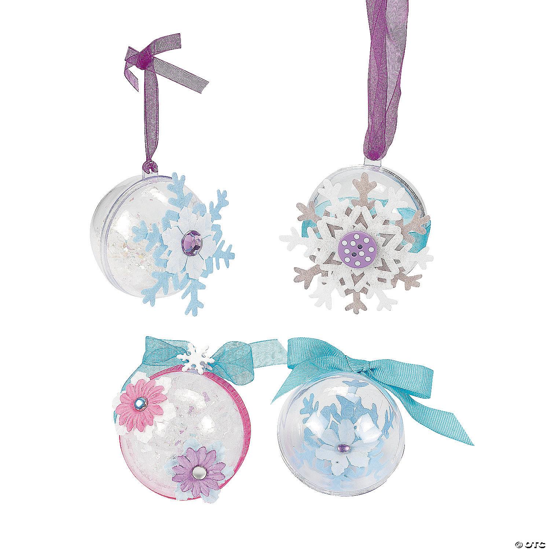 Diy Clear Ornaments 12