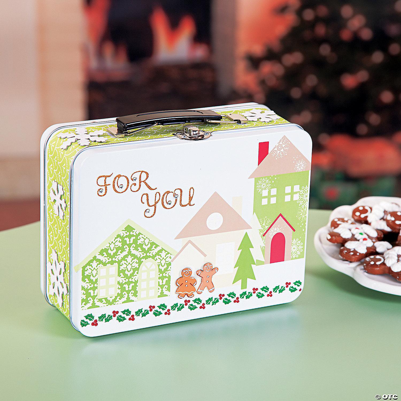 Diy Lunch Box Tin